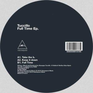 """Tuccillo/FULL TIME EP 12"""""""