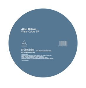 Alexi Delano/WATER COLORS EP 12""
