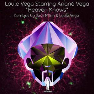 """Louie Vega/HEAVEN KNOWS REMIXES 12"""""""