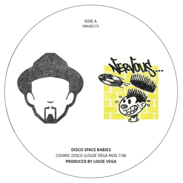 Louie Vega/VEGA RECORDS ADE 2017 #1 12""