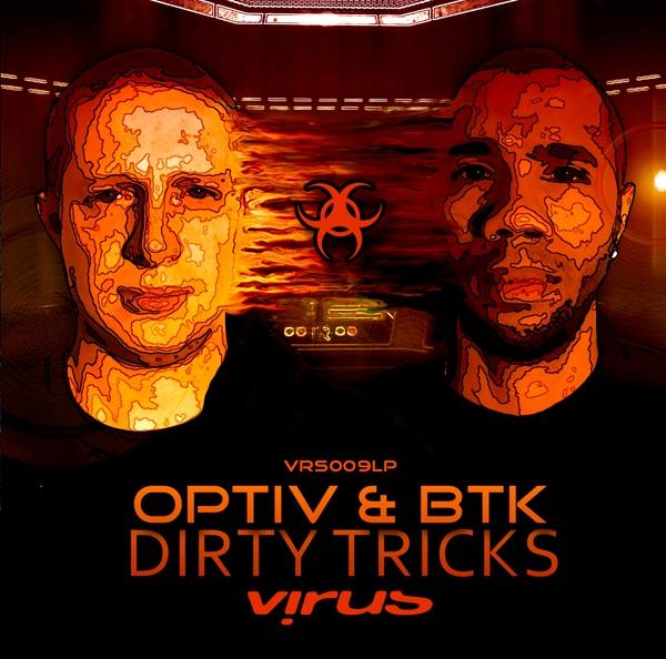Optiv & BTK/DIRTY TRICKS CD