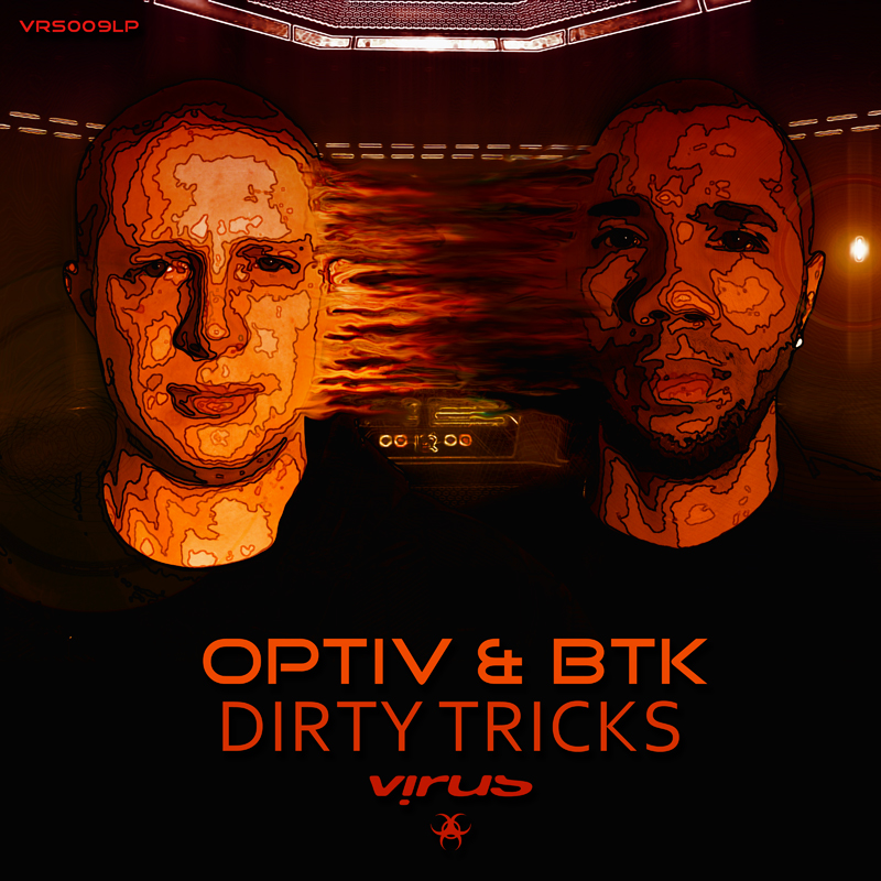 Optiv & BTK/DIRTY TRICKS DLP