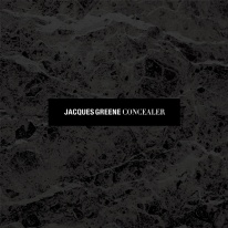 "Jacques Greene/CONCEALER EP 12"""