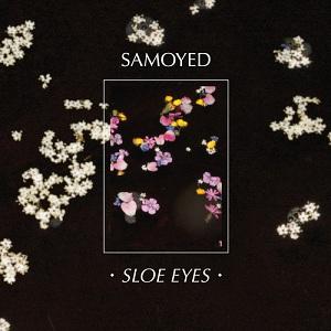 """Samoyed/SLOE EYES 12"""""""