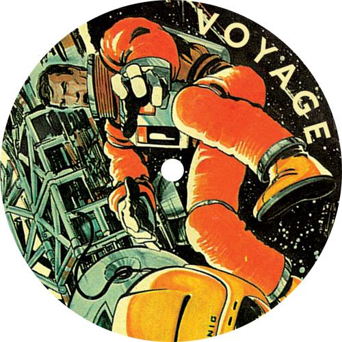 """Various/VOYAGE SAMPLER 12"""""""