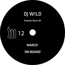"DJ Wild/NARCO EP 12"""