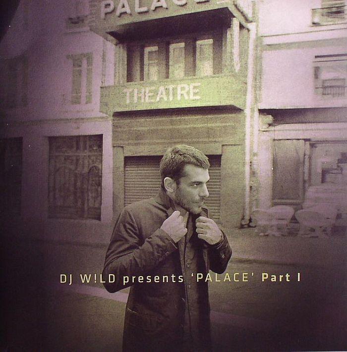 "DJ Wild/PALACE PART #1  12"""