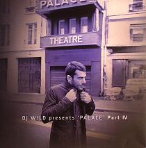 "DJ Wild/PALACE PART #4  12"""