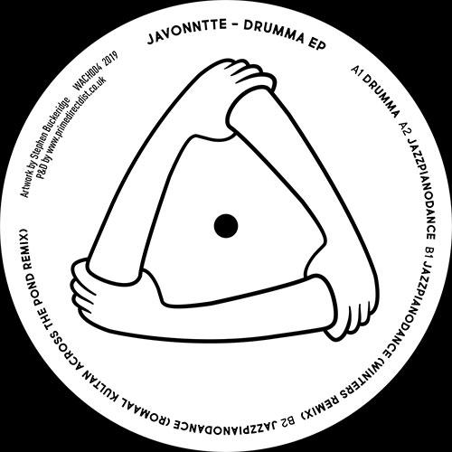 "Javonntte/DRUMMA EP 12"""