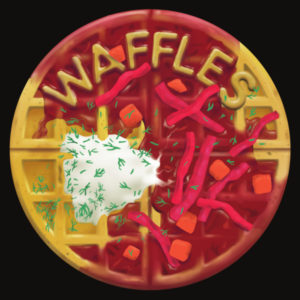 Unknown/WAFFLES 006 12""