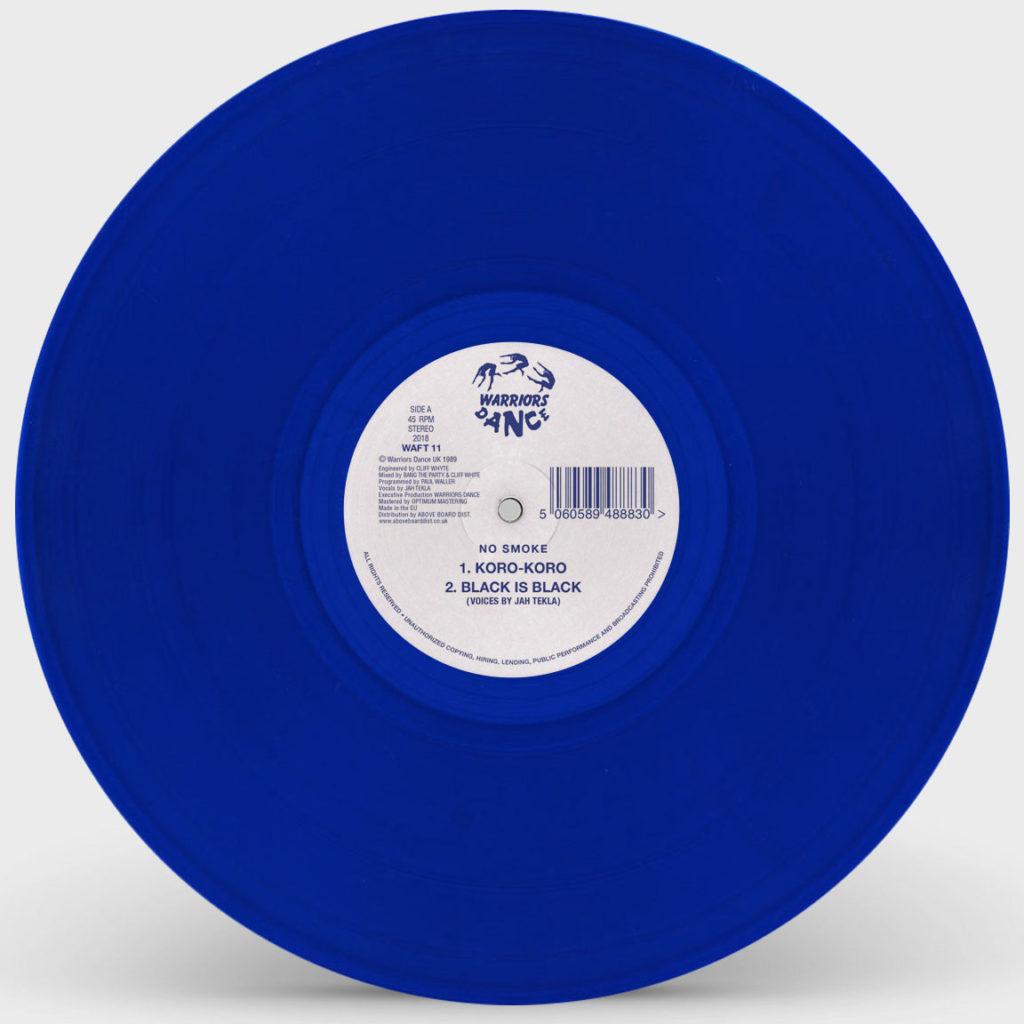"""No Smoke/KORO-KORO (BLUE VINYL) 12"""""""
