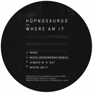 Hupnosaurus/MURU (BOOKWORMS REMIX) 12""