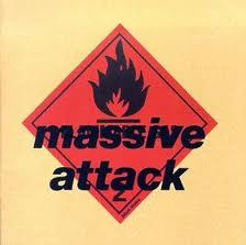 Massive Attack/BLUE LINES LP