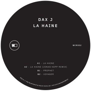 """Dax J/LA HAINE 12"""""""
