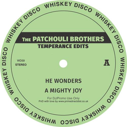 "Patchouli Bros/TEMPERANCE EDITS EP 12"""