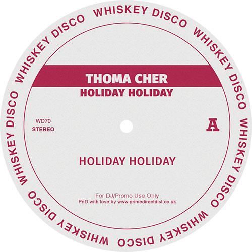 "Thoma Cher/HOLIDAY HOLIDAY 12"""