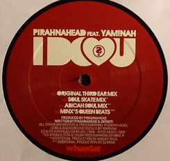 Pirahnahead/I DO LOVE U ABICAH SOUL 12""