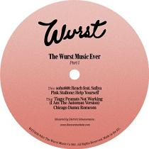 Various/WURST MUSIC EVER PART 1 12""