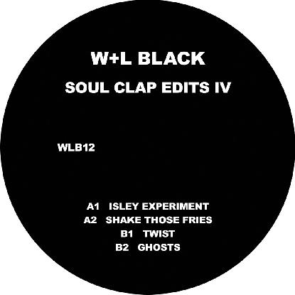 "Soul Clap/SOUL CLAP EDITS IV 12"""