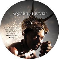 "Aquarius Heaven/CAN'T BUY ME LOVE EP 12"""