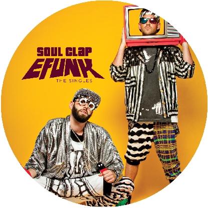 "Soul Clap/EFUNK: THE SINGLES 12"""