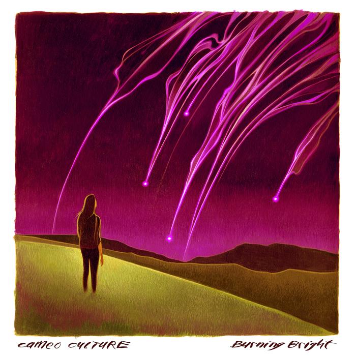 Cameo Culture/BURNING BRIGHT LP