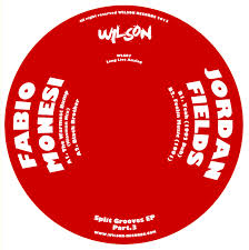 Jordan Fields/YEAH & FEELIN MUSIC 12""