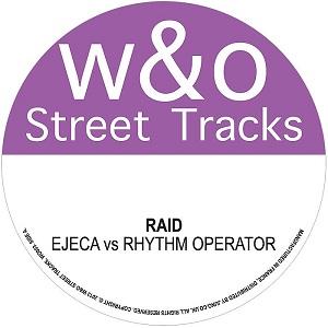 """Ejeca Vs Rhythm Operator/CITIZEN 12"""""""