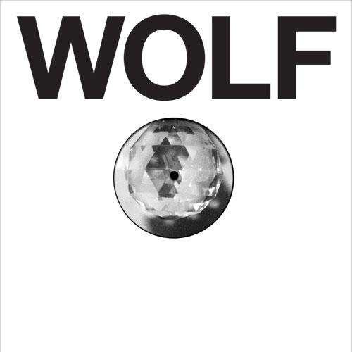 "Red Rack'em/WOLF EP 28 12"""