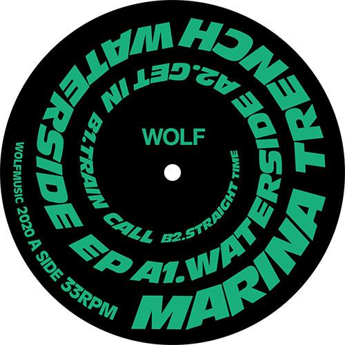 """Marina Trench/WATERSIDE EP 12"""""""
