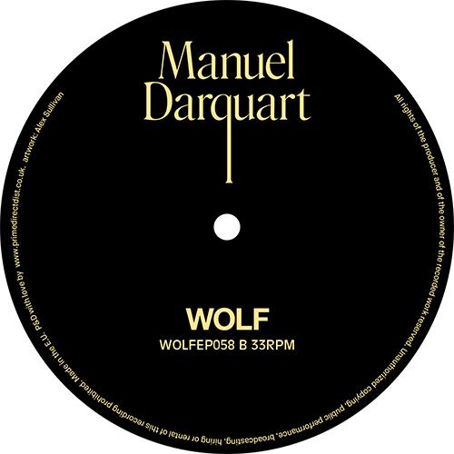 "Manuel Darquart/WOLFEP058 EP 12"""