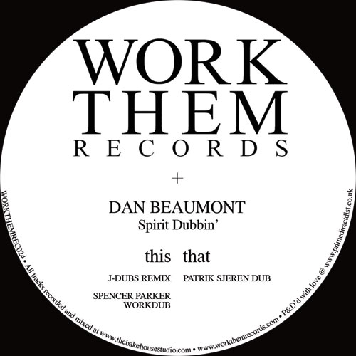 Dan Beaumont/SPIRIT DUBBIN' 12""