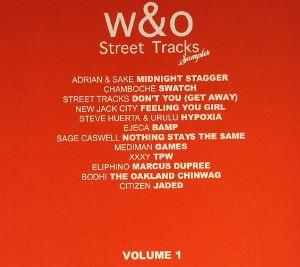 Various/W&O STREET TRACKS VOL. 1 CD