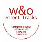 Various/W&O STREET TRACKS VOL. 1 3LP
