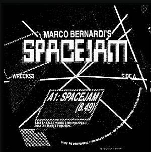 """Marco Bernardi/SPACEJAM 12"""""""