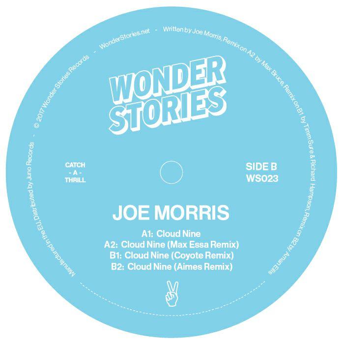 "Joe Morris/CLOUD NINE 12"""