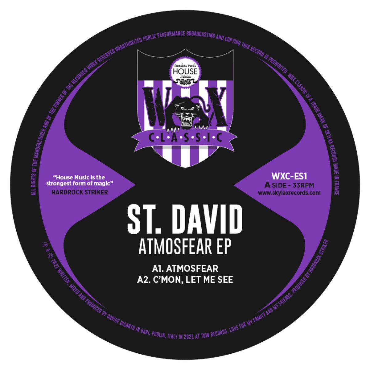 "St. David/ATMOSFEAR EP 12"""