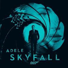 """Adele/SKYFALL 7"""""""