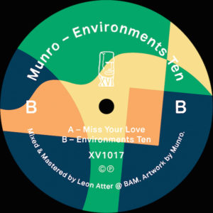 Munro/ENVIRONMENTS TEN 12""