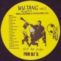"""Yo DJ!/WUTANG KUNG FU BREAKS 12"""""""