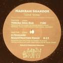 """Nadirah Shakoor/LOVE SONG PT.2 10"""""""
