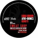 """Djinji Brown/AFRO BIONIC REMIXES 12"""""""