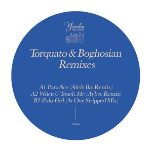 "Torquato & Boghosian/REMIXES 10"""