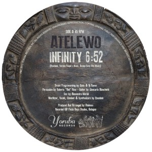 "Atelewo & Osunlade/INFINITY & SENDAI 10"""