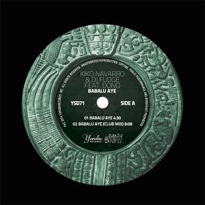 """Kiko Navarro & DJ Fudge/BABALU AYE 12"""""""
