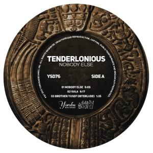 """Tenderlonious/NOBODY ELSE 12"""""""