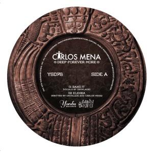 """Carlos Mena/DEEP FOREVER MORE 12"""""""