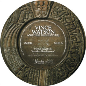 """Vince Watson/ANOTHER RENDEZVOUS 12"""""""