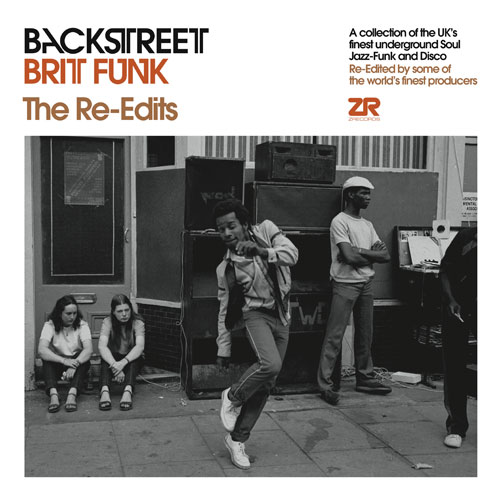 Backstreet Brit Funk/THE RE-EDITS EP 12""