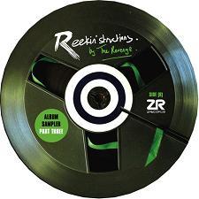 "Revenge/REEKIN'STRUCTIONS EP VOL.3 12"""